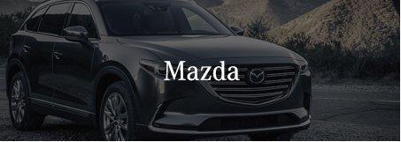 Samochody marki Mazda