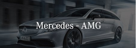 Samochody marki Mercedes-Benz AMG