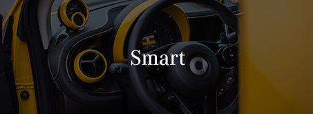 Samochody marki Smart