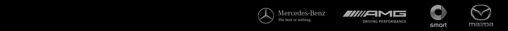 Mercedes-Benz, AMG, Smart, Mazda