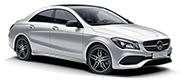 Mercedes CLA miniaturka