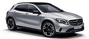 Mercedes GLA miniaturka
